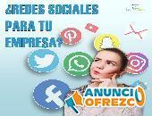 Servicio de Gestion de Redes Sociales.