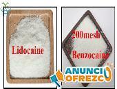 Lidocaina BenzoCaina mepivacaina química en polvo y más por kd 2
